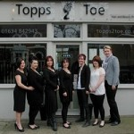 Topps 2 Toes Hair Dressers – Rochester