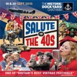 Salute to the '40s at The Historic Dockyard