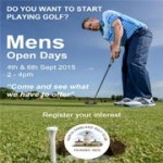 North Foreland Golf Men's Open Days