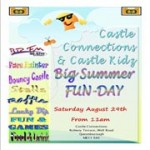 Castle Connections Big Summer Fun Day