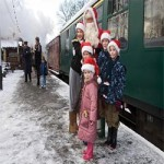Santa Specials at The Kent and East Sussex Railway