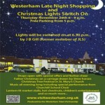 Christmas at Westerham