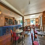 Goudhurst Inn New Year Celebration