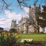 Canterbury Cathedral Lodge Easter Sunday Lunch
