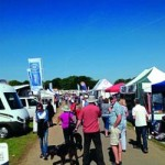 UK Summer Motorhome & Caravans Show 2016
