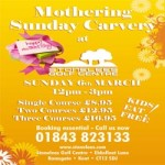 Stonelees Golf Mother's Day Carvery
