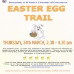 Broadstairs Easter Egg Trail