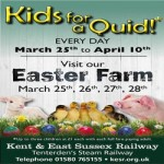 Easter Farm and Kids for a Quid