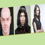 Comedy Cafe at Trinity Theatre