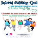 School Holiday Club at West Faversham Community Centre