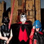 Haunted Halloween Half Term Fun at Hever Castle