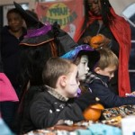 Halloween Fun Week at Kent & East Sussex Railway