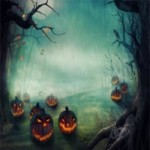 Halloween Trail at Betteshanger Country Park