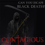 Contagious Halloween Event at The Canterbury Tale's