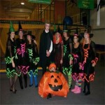 Halloween Disco at Jungle Jims