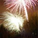 Doddington Firework Spectacular at Palace Farm Hostel