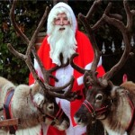 Christmas Grotto at The Reindeer Centre