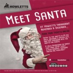 Meet Santa at Howletts Wild Animal Park