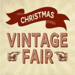 Christmas Vintage Fair at The Old School Hall