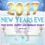 New Years Eve at The Shurland Hotel