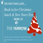 New Year's Eve Gala at The Yarrow Hotel