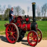 Heritage Transport Show at Kent County Showground