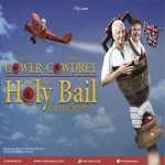 David Gower, Chris Cowdrey and the Holy Bail