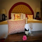 Valentine's Dine & Stay experience at romantic Hever Castle