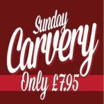 Mothering Sunday Carvery at Stonelees Golf Centre