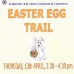 Easter Egg Trail at Broadstairs