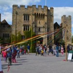 Hever Castle May Day Celebration