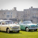 Motors by the Moat at Leeds Castle