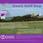 Oasis Golf Day at North Foreland Golf Club