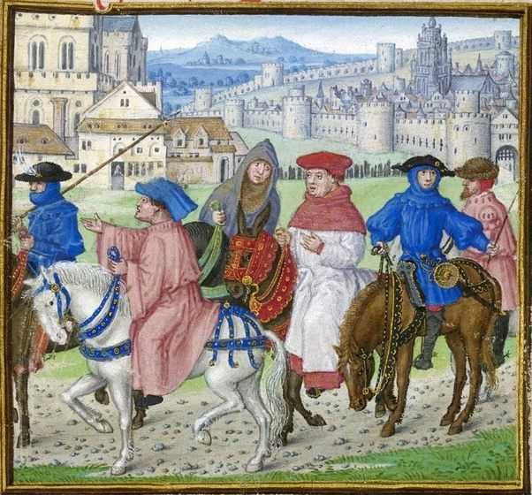 canterbury tales medieval church essay The canterbury tales: a position of the medieval christian church essay, research paper need essay sample on the canterbury tales a view of specifically for you for only $1290/page.