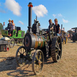 Weald of Kent Steam Rally on 5th – 6th August 2017