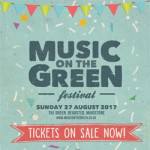 Music On The Green 2017 on Sunday 27th August 2017