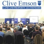 Clive Emson Property Auction at The Clive Emson Conference Centre