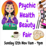Psychic Health and Beauty Fair (Medway, Hoo) on Sunday 12th November 2017