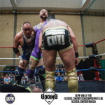 Live Wrestling in Gillingham, Kent on Saturday 11th November 2017