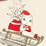 Bach to Baby Christmas Family Concert at Canterbury Cathedral – Friday 8th December 2017