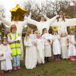 Farm Nativity at Kent Life – 10th December 2017