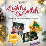 Fremlin Walk Christmas Lights Switch On – Thursday 23rd November 2017