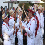Boxing Day event – Hartley Morris Men at Rose & Crown – Tuesday 26 December 2017