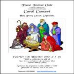 Thanet Festival Choir Christmas Carol Concert at Holy Trinity Church – Saturday 16 December 2017