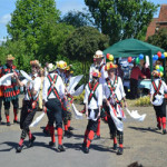 Traditional Boxing Day Morris Dance – Tuesday 26th December 2017
