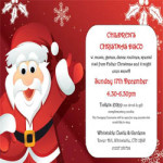 Children's Christmas Disco at Whitstable Castle – Sunday 17 December 2017