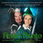 Peter Panto Pantomime at Queen's Hall Theatre 28th – 30th December 2017
