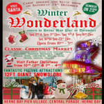 Christmas at Herne Bay Pier – 9th and 10th December 2017