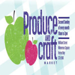 Produce and Craft Market at Wimereux Square – Sunday 11th February 2018