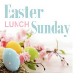 Easter Sunday Lunch at Canterbury Cathedral Lodge – Sunday 1st April 2018